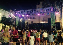 Fiestas patronales Corbera
