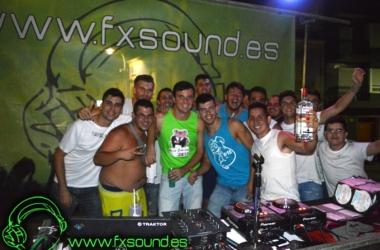 Xics Fadrins Paellas 20/08/2015